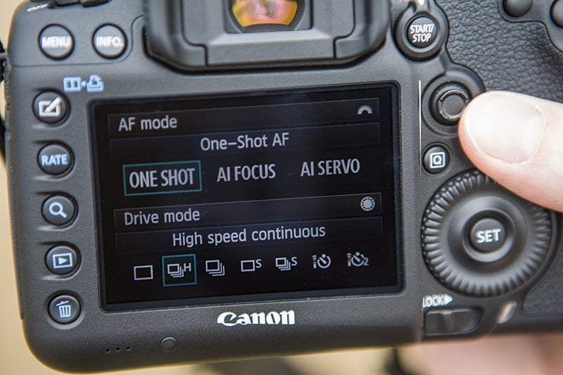 Definitive guide to shooting action & sports with a Canon