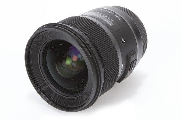 Sigma 24mm f/1.4 DG HSM | A