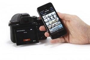 Sony wi-fi app