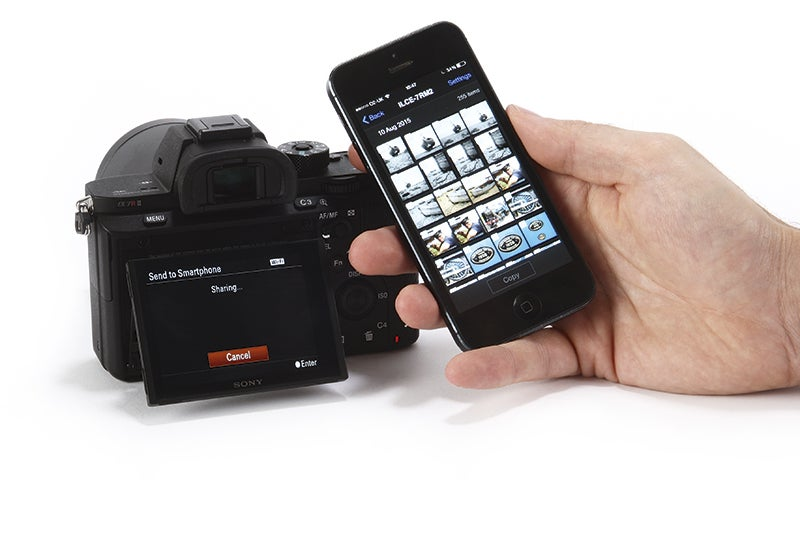 Our guide to wi-fi camera apps - What Digital Camera