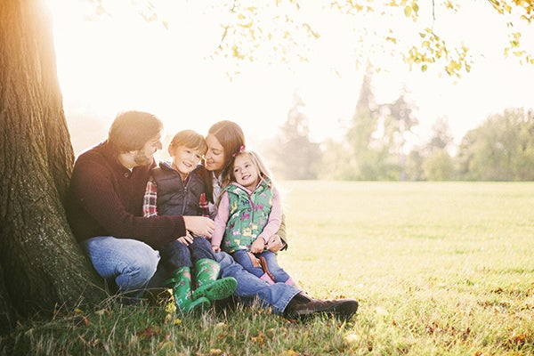 Take Family Portraits with your Canon DSLR - Amateur