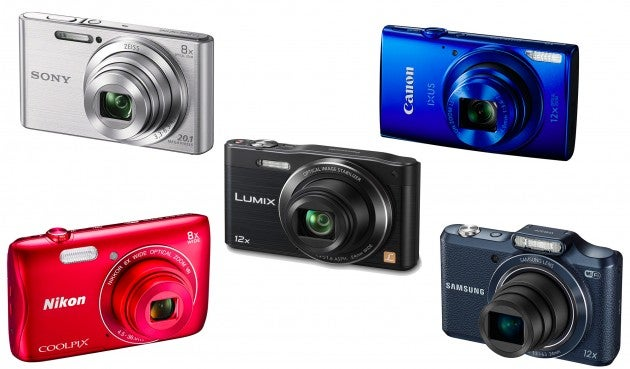 Best compact cameras under £100 - What Digital Camera