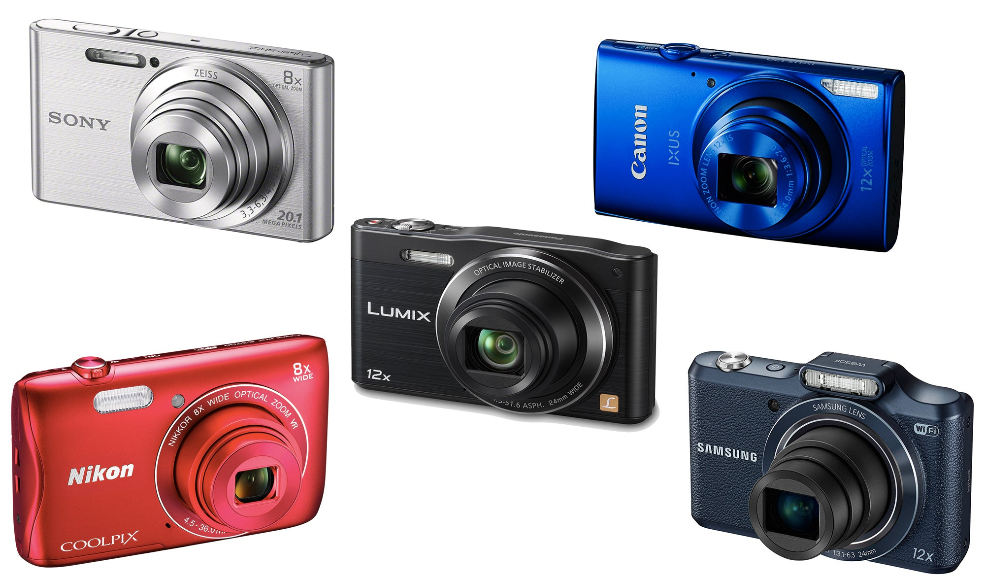best compact cameras under 100 what digital camera