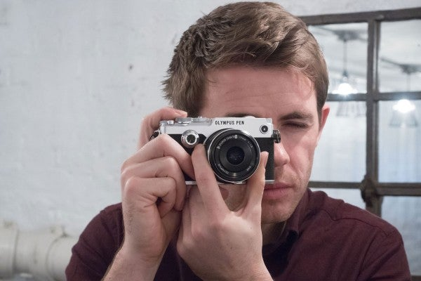 WDC's Michael Topham gets hands-on with the Olympus PEN-F