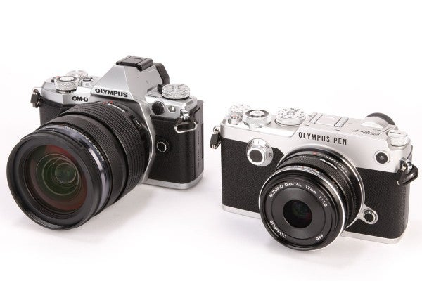 Olympus PEN-F vs OM-D E-M5 II: 8 key differences - What