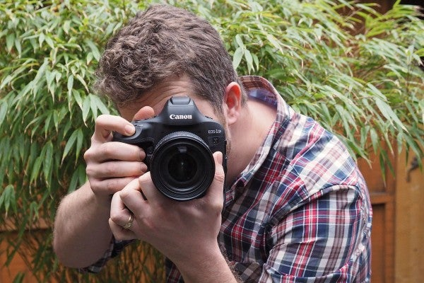 Richard Sibley gets his hands on Canon's latest flagship DSLR