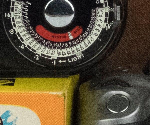 Fujifilm X-Pro2 ISO 12800