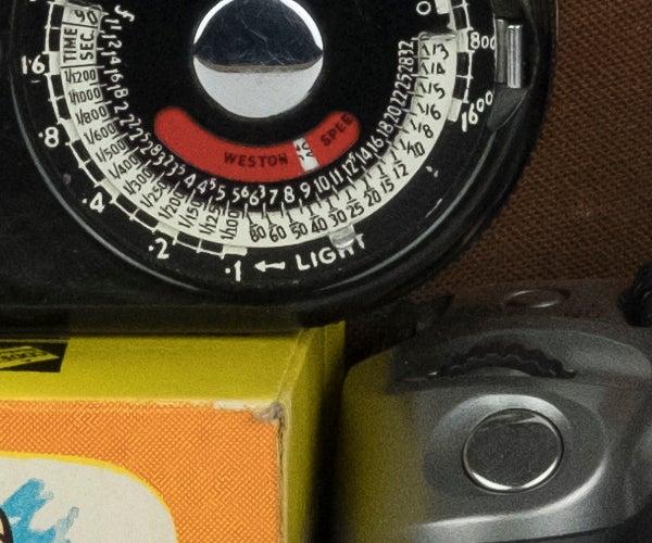 Fujifilm X-Pro2 ISO 1600