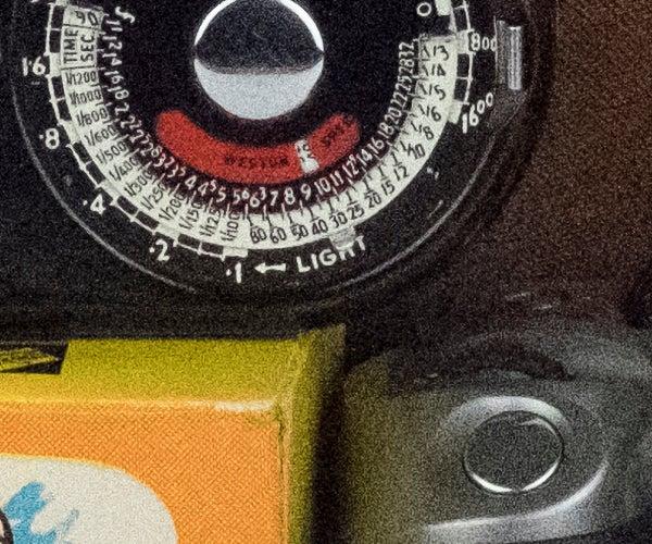 Fujifilm X-Pro2 ISO 25600
