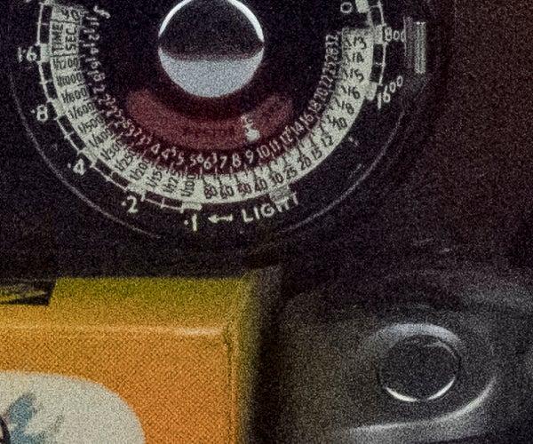 Fujifilm X-Pro2 ISO 51200