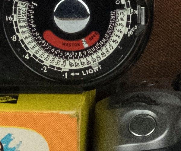 Fujifilm X-Pro2 ISO 6400