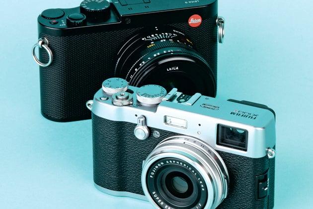 Premium compacts twin test - Leica Q (Typ 116) vs Fujifilm