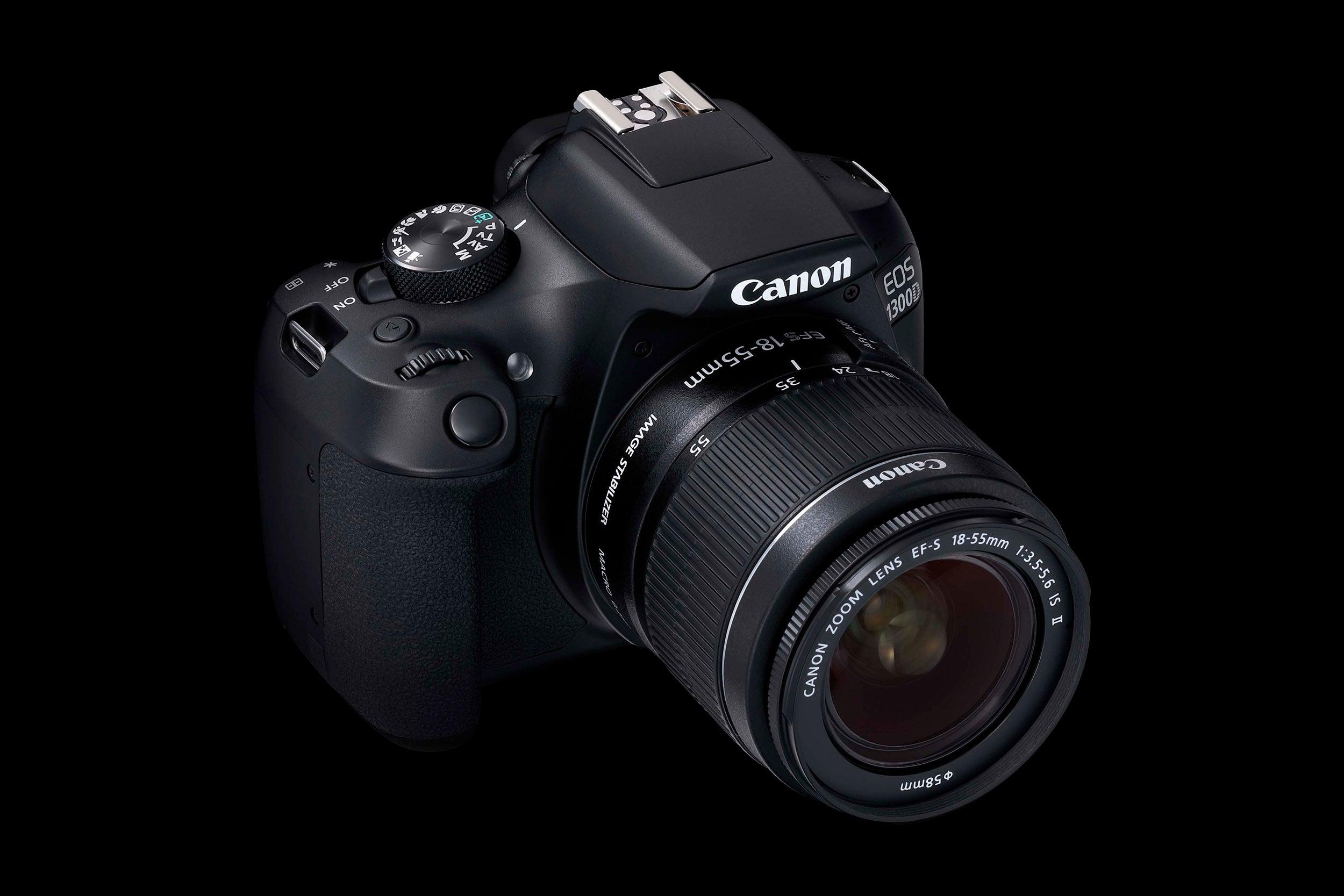 Canon EOS 1300D Key Features
