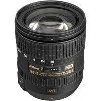 Nikon AF-S 16-85mm f3.5-5.6G ED VR