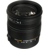 Sigma 17-70mm f2.8-4 DC OS Macro HSM