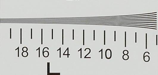 Panasonic GX80 resolution: JPEG ISO 400