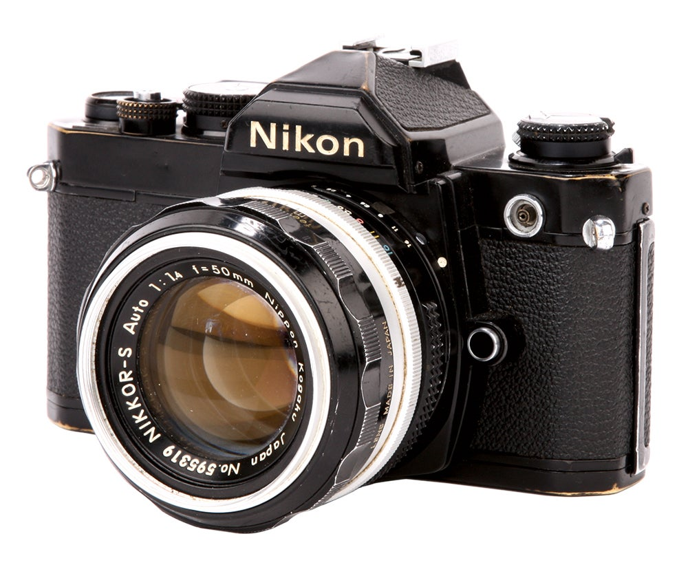 Shooting with classic cameras: back to basics