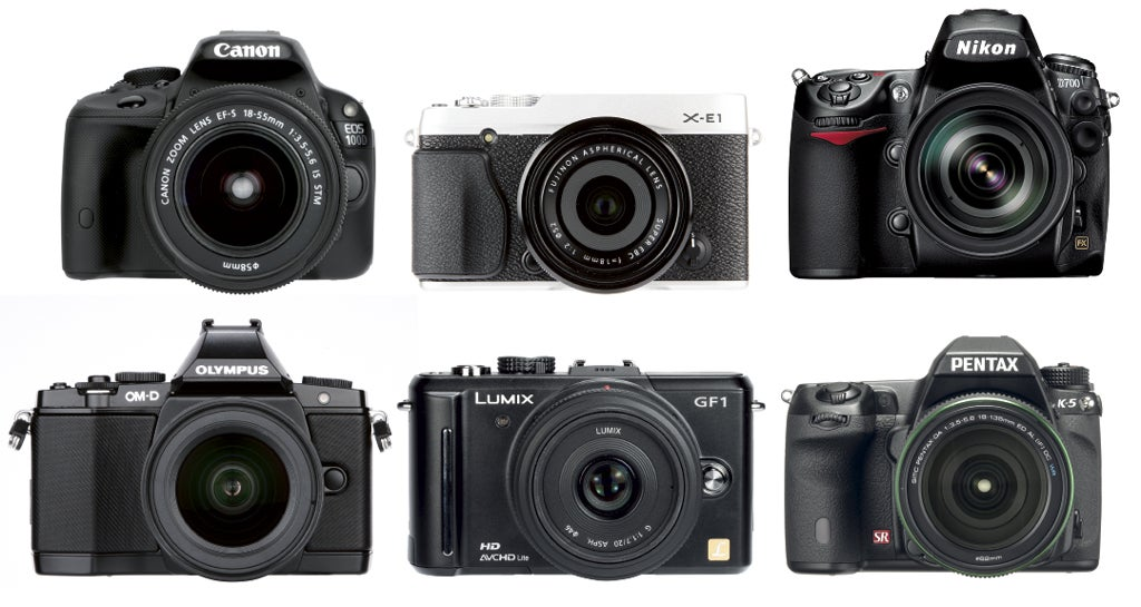 Best second-hand cameras under £400 - What Digital Camera