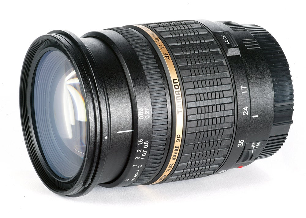 Tamron 28-300mm f//3.5-6.3 XR Di VC 10x High Definition 2 Element Close-Up Ma.