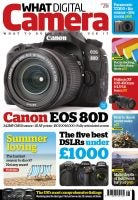 What Digital Camera August 2016 cover
