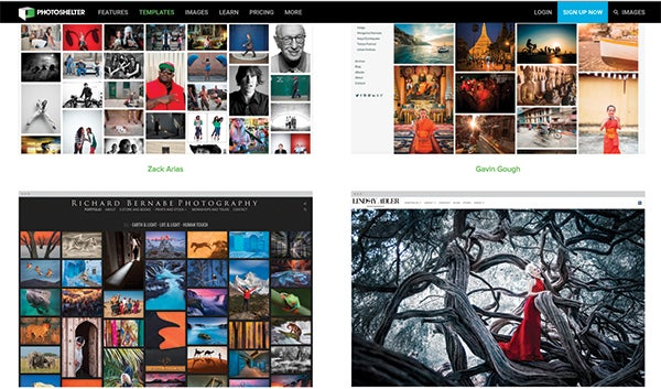 Best Website Hosts For Photography Websites