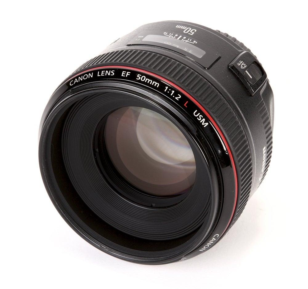 Canon-EF-50mm-f1.2L-USM