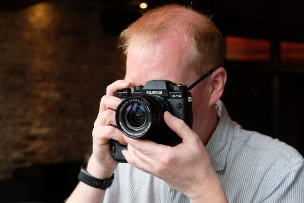 Fujifilm's SLR-like X-T2 is undoubtedly one of the most exciting cameras of the year so far