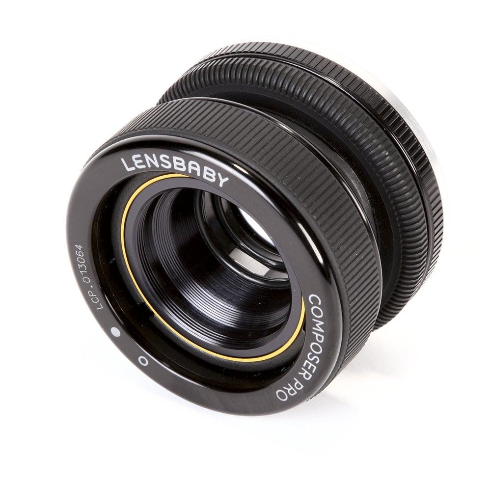 Lensbaby-lenses