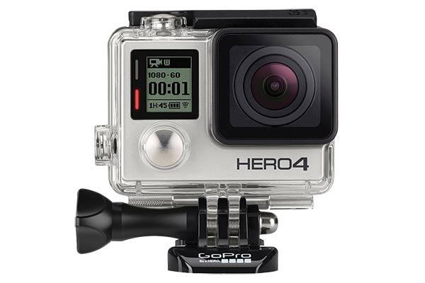 Best Underwater Digital Camera: The GoPro Hero4 Silver
