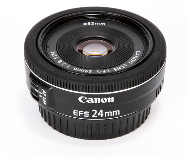 Top value: Canon EF-S 24mm f/2.8 STM Tested on the Canon EOS 7D Mark II