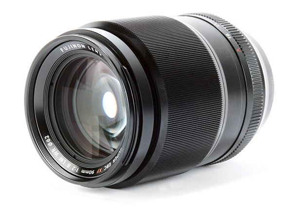 Fujifilm's XF lens range is generally excellent; this 90mm f/2 is particularly sharp