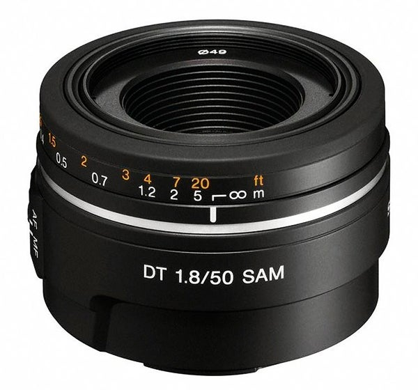Fast & sharp: Sony DT 50mm f/1.8 SAM Tested on the Sony Alpha 77