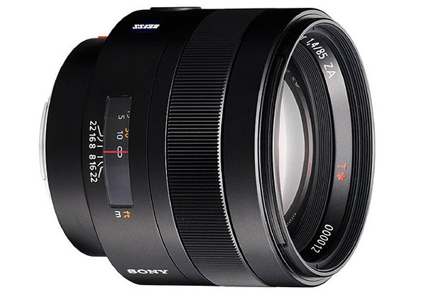 Portrait magic: Sony 85mm f/1.4 Tested on the Sony Alpha 99