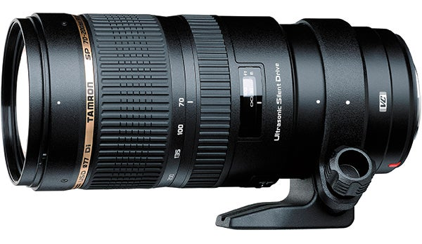 Best zoom: Tamron SP 70-200mm f/2.8 Tested on the Canon EOS 5DS R