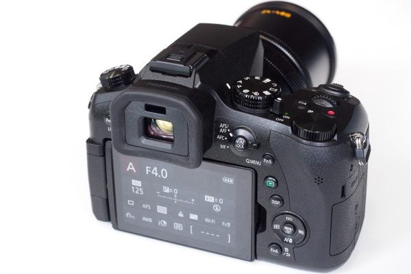 The FZ2000 is an SLR-style bridge camera with impressive video capabilities