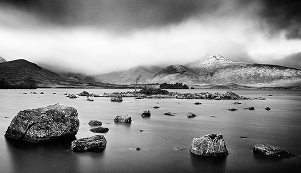 Landscape photographer Steve Gosling is getting top results from mirrorless cameras