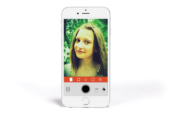 Retrica offers over 100 different filter effects that you can choose from to jazz up your images