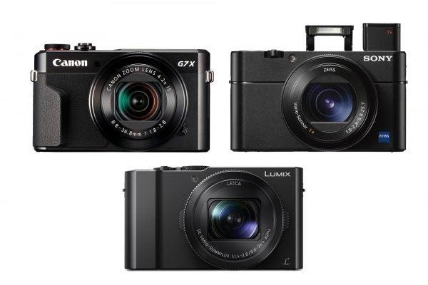 Panasonic Lx15 Vs Sony Rx100 V Vs Canon G7x Ii What