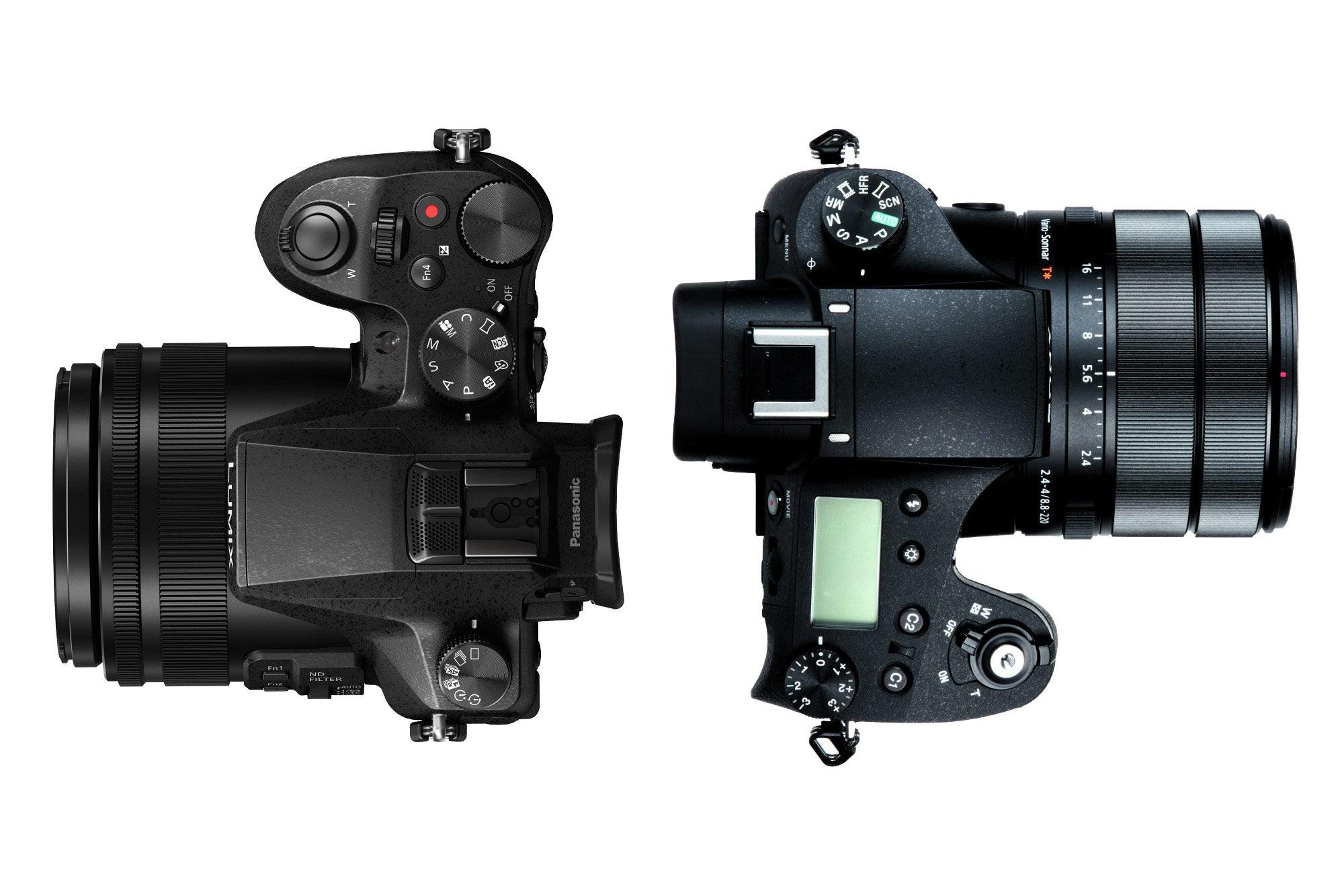 Panasonic fz2000 vs sony rx10 iii what digital camera for Camera camera camera