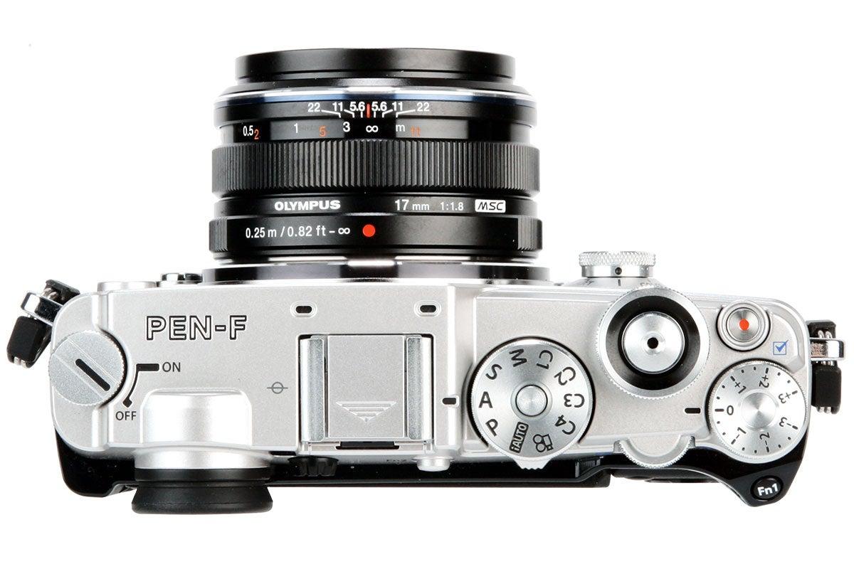 Olympus PEN-F review - Amateur Photographer