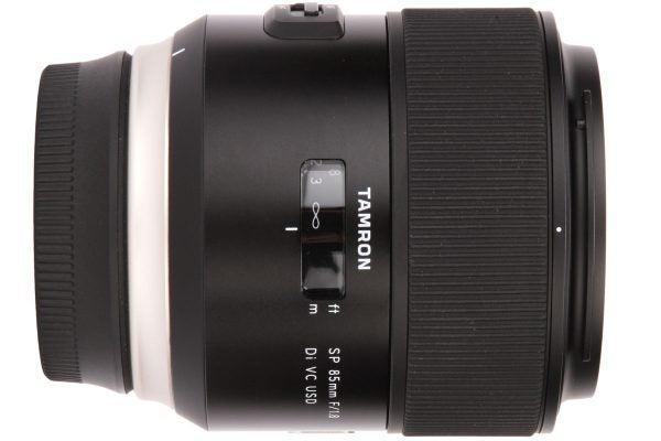 Tamron SP 85mm f/1.8 Di VC USD