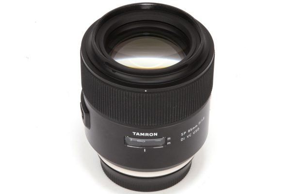 Tamron's 85mm f/1.8 combines a fast aperture with optical stabilisation