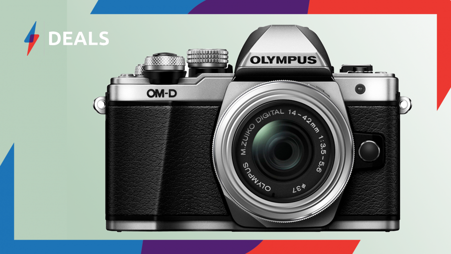 £230 Black Friday saving on Olympus OM-D E-M10 Mark II